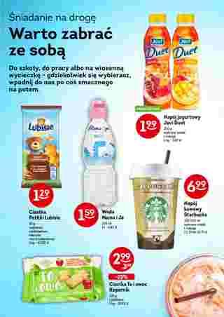 Żabka - gazetka promocyjna ważna od 24.04.2019 do 07.05.2019 - strona 19.