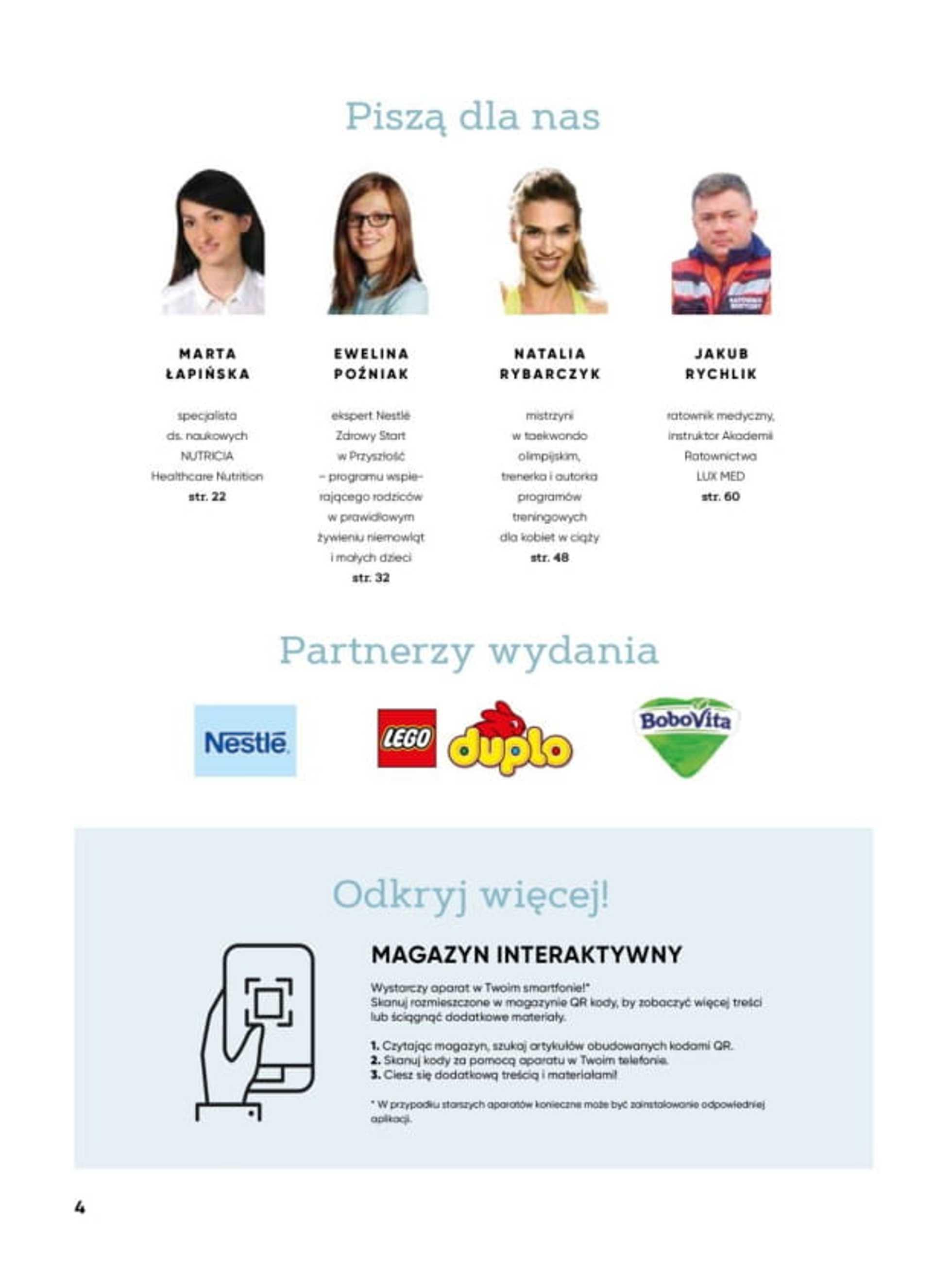 Tesco - gazetka promocyjna ważna od 05.11.2018 do 25.04.2019 - strona 4.