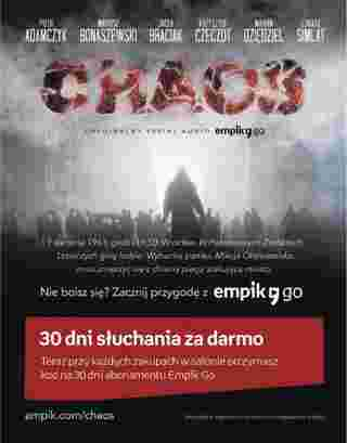Empik - gazetka promocyjna ważna od 02.10.2019 do 15.10.2019 - strona 53.