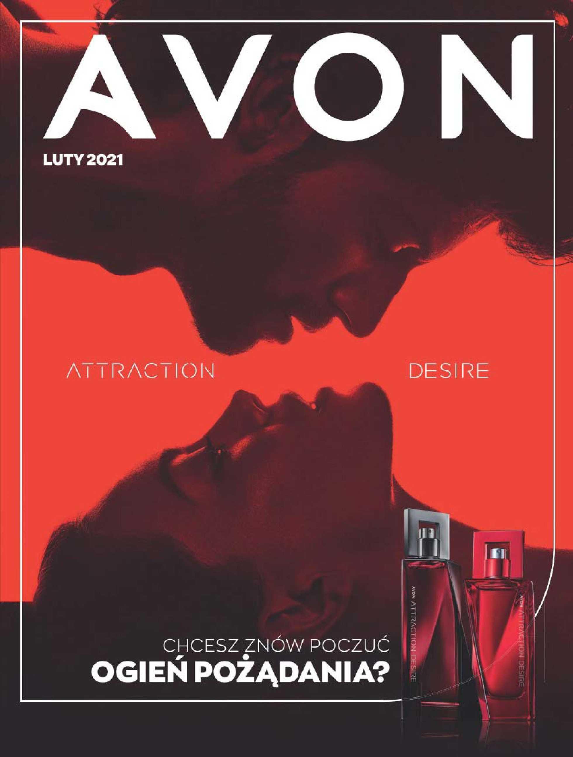 Avon - gazetka promocyjna ważna od 01.02.2021 do 28.02.2021 - strona 1.
