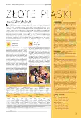 Almatur - gazetka promocyjna ważna od 02.04.2020 do 22.09.2020 - strona 195.