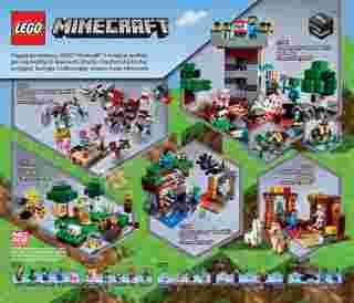 Lego - gazetka promocyjna ważna od 01.01.2021 do 31.05.2021 - strona 106.