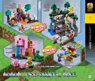Lego - gazetka promocyjna ważna od 01.01.2021 do 31.05.2021 - strona 107.