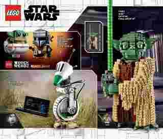 Lego - gazetka promocyjna ważna od 01.01.2021 do 31.05.2021 - strona 116.