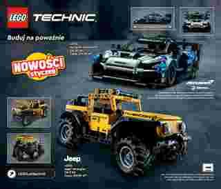Lego - gazetka promocyjna ważna od 01.01.2021 do 31.05.2021 - strona 122.