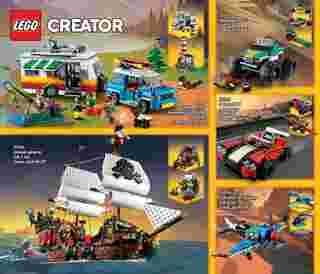 Lego - gazetka promocyjna ważna od 01.01.2021 do 31.05.2021 - strona 22.
