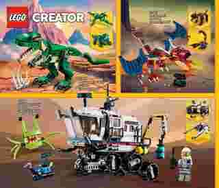 Lego - gazetka promocyjna ważna od 01.01.2021 do 31.05.2021 - strona 24.