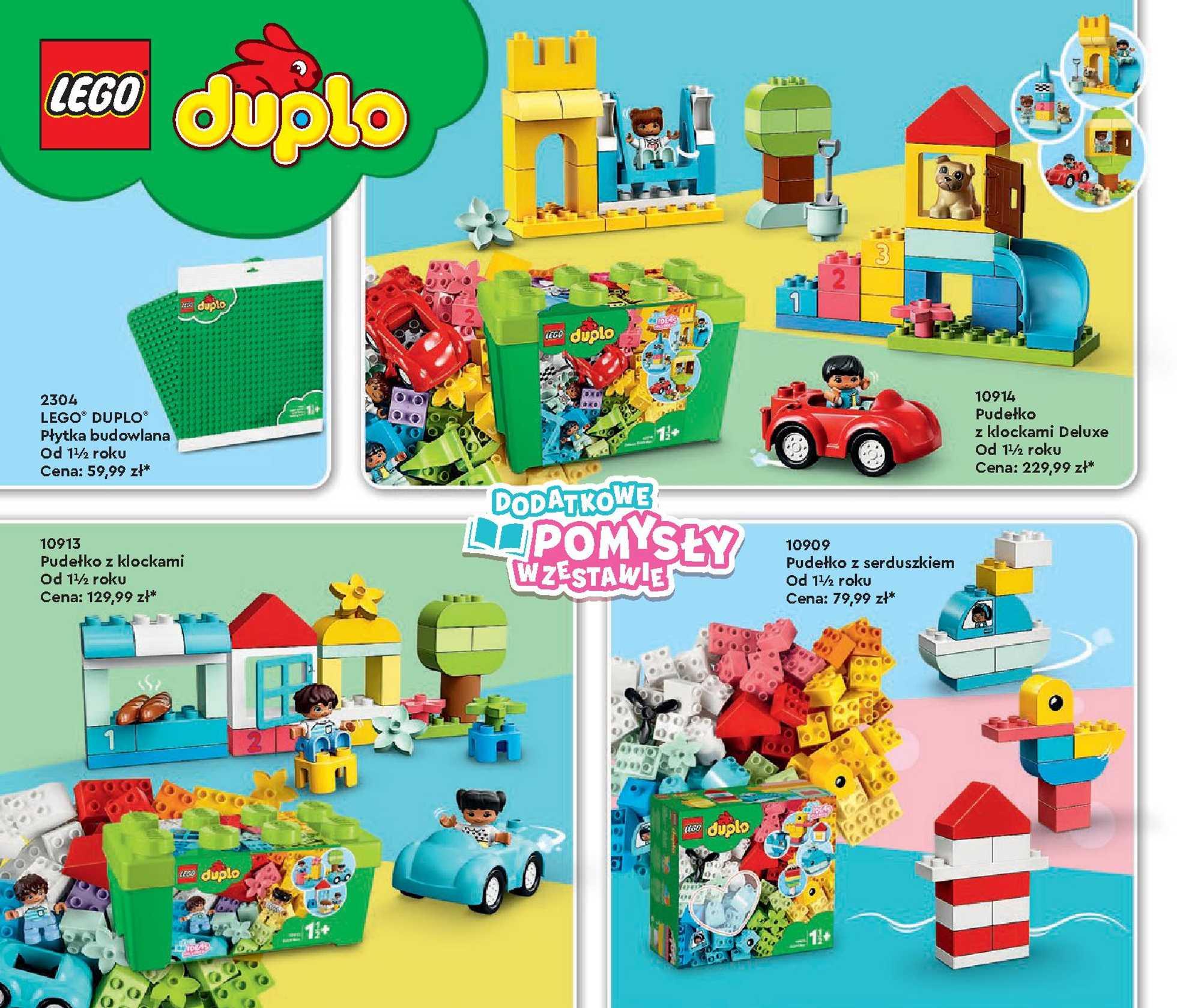 Lego - gazetka promocyjna ważna od 01.01.2021 do 31.05.2021 - strona 4.