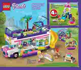 Lego - gazetka promocyjna ważna od 01.01.2021 do 31.05.2021 - strona 42.