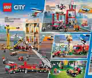 Lego - gazetka promocyjna ważna od 01.01.2021 do 31.05.2021 - strona 56.