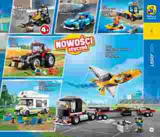 Lego - gazetka promocyjna ważna od 01.01.2021 do 31.05.2021 - strona 59.