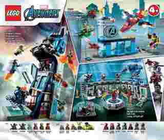 Lego - gazetka promocyjna ważna od 01.01.2021 do 31.05.2021 - strona 72.