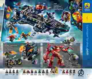 Lego - gazetka promocyjna ważna od 01.01.2021 do 31.05.2021 - strona 73.
