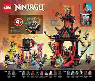 Lego - gazetka promocyjna ważna od 01.01.2021 do 31.05.2021 - strona 98.
