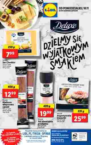 Lidl - gazetka promocyjna ważna od 18.11.2019 do 24.11.2019 - strona 44.