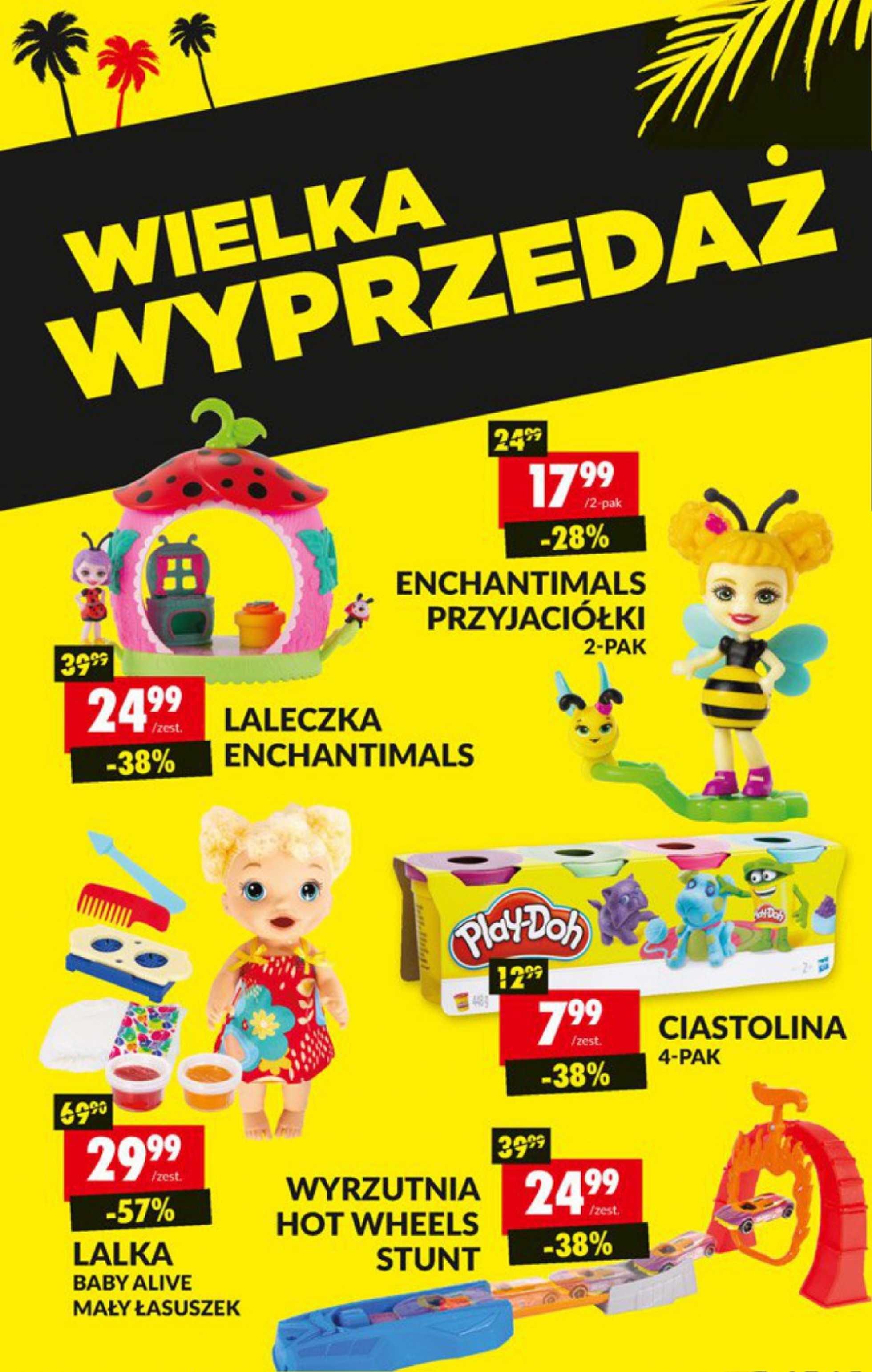 Biedronka - gazetka promocyjna ważna od 24.06.2019 do 06.07.2019 - strona 2.