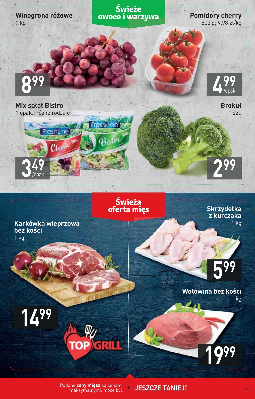 Stokrotka Market - gazetka promocyjna ważna od 30.04.2019 do 08.05.2019 - strona 3.