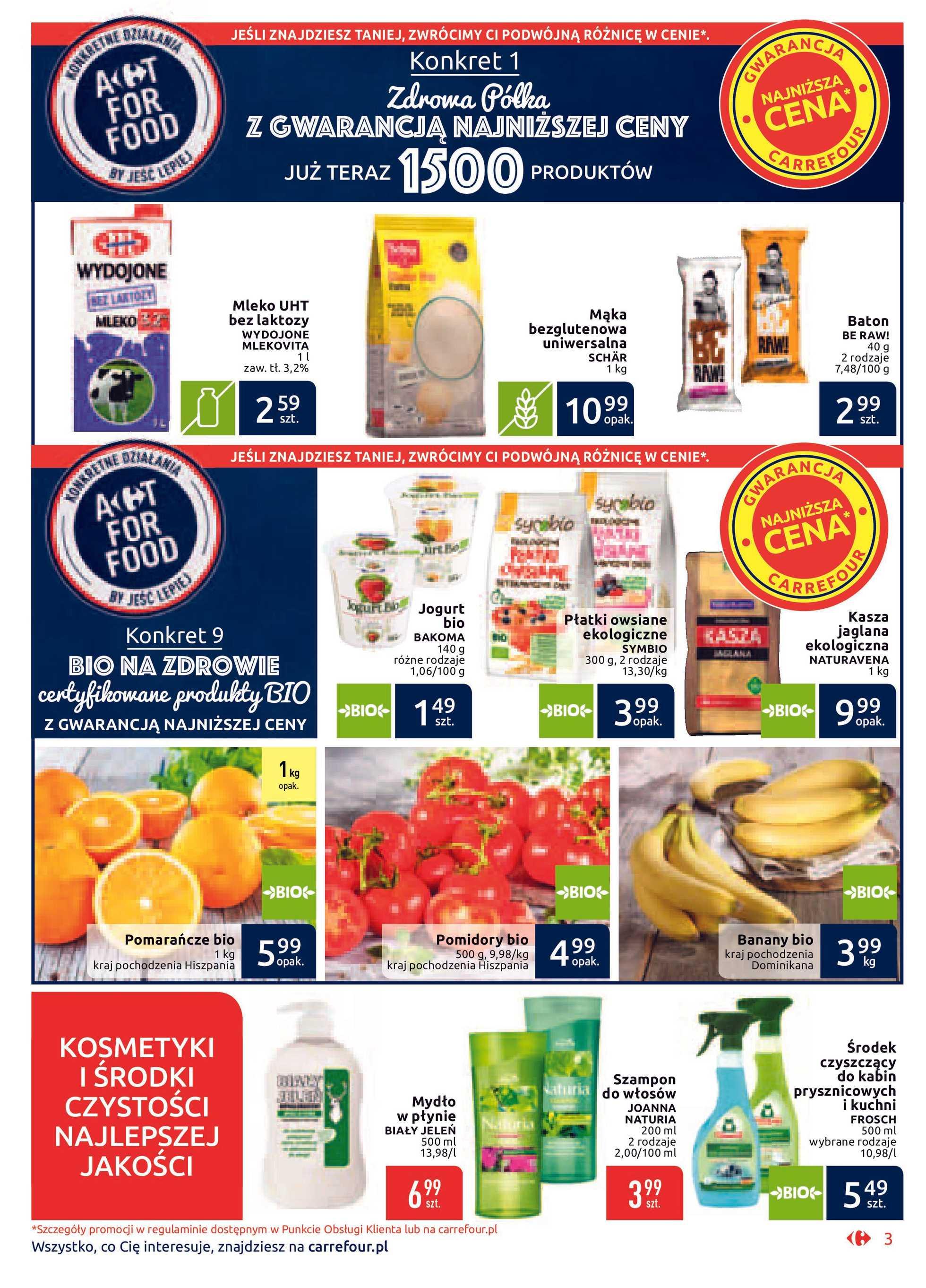Carrefour Market - gazetka promocyjna ważna od 21.01.2020 do 01.02.2020 - strona 3.