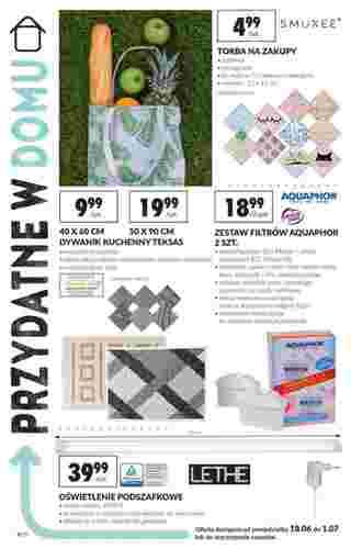 Biedronka - gazetka promocyjna ważna od 18.06.2018 do 07.07.2018 - strona 10.
