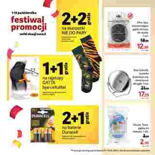 Rossmann - gazetka promocyjna ważna od 01.10.2019 do 15.10.2019 - strona 22.
