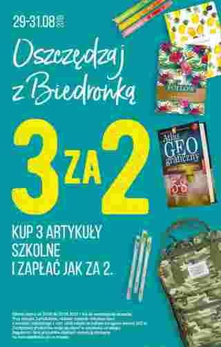 Biedronka - gazetka promocyjna ważna od 29.08.2019 do 04.09.2019 - strona 68.
