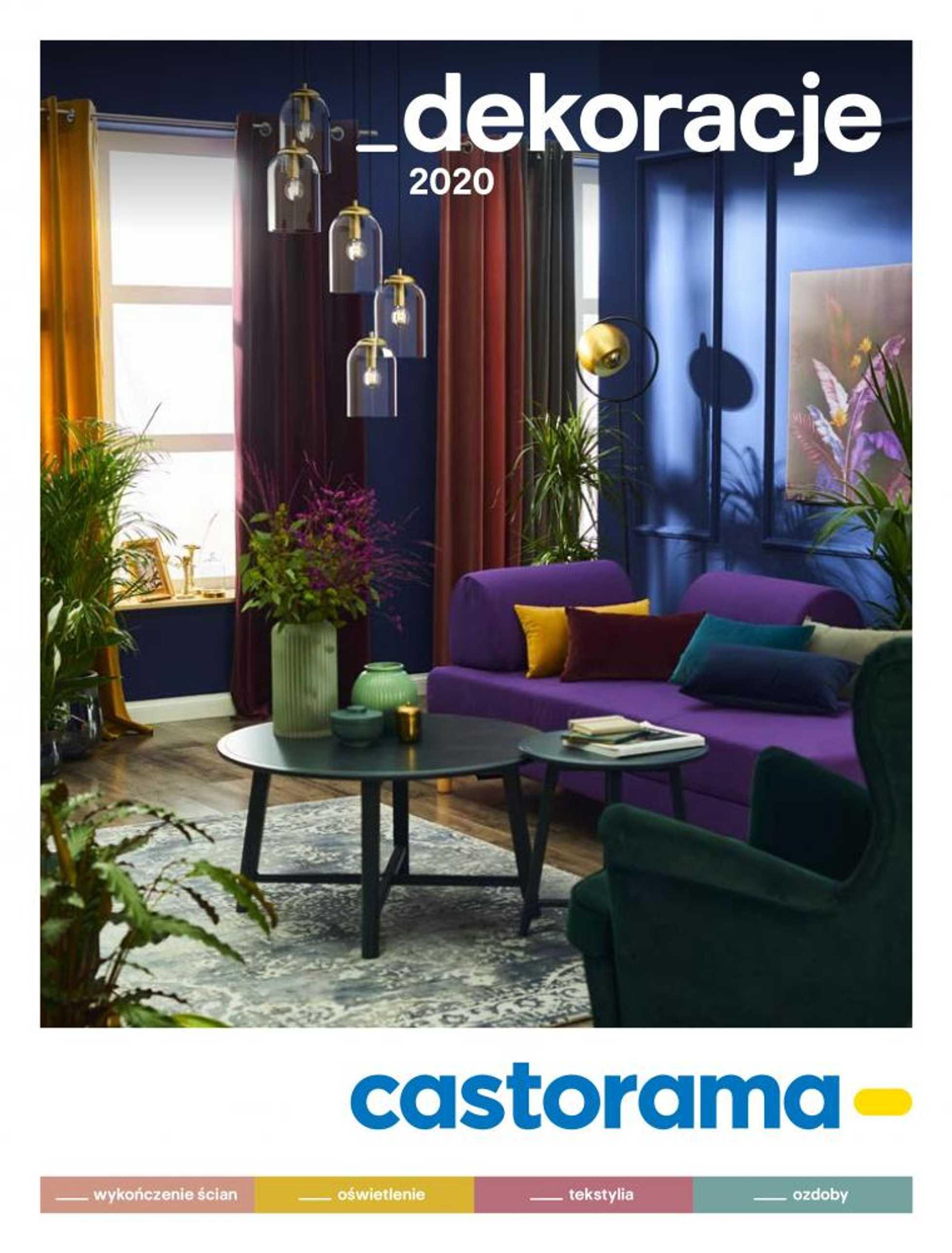 Castorama - gazetka promocyjna ważna od 09.11.2020 do 31.01.2021 - strona 1.