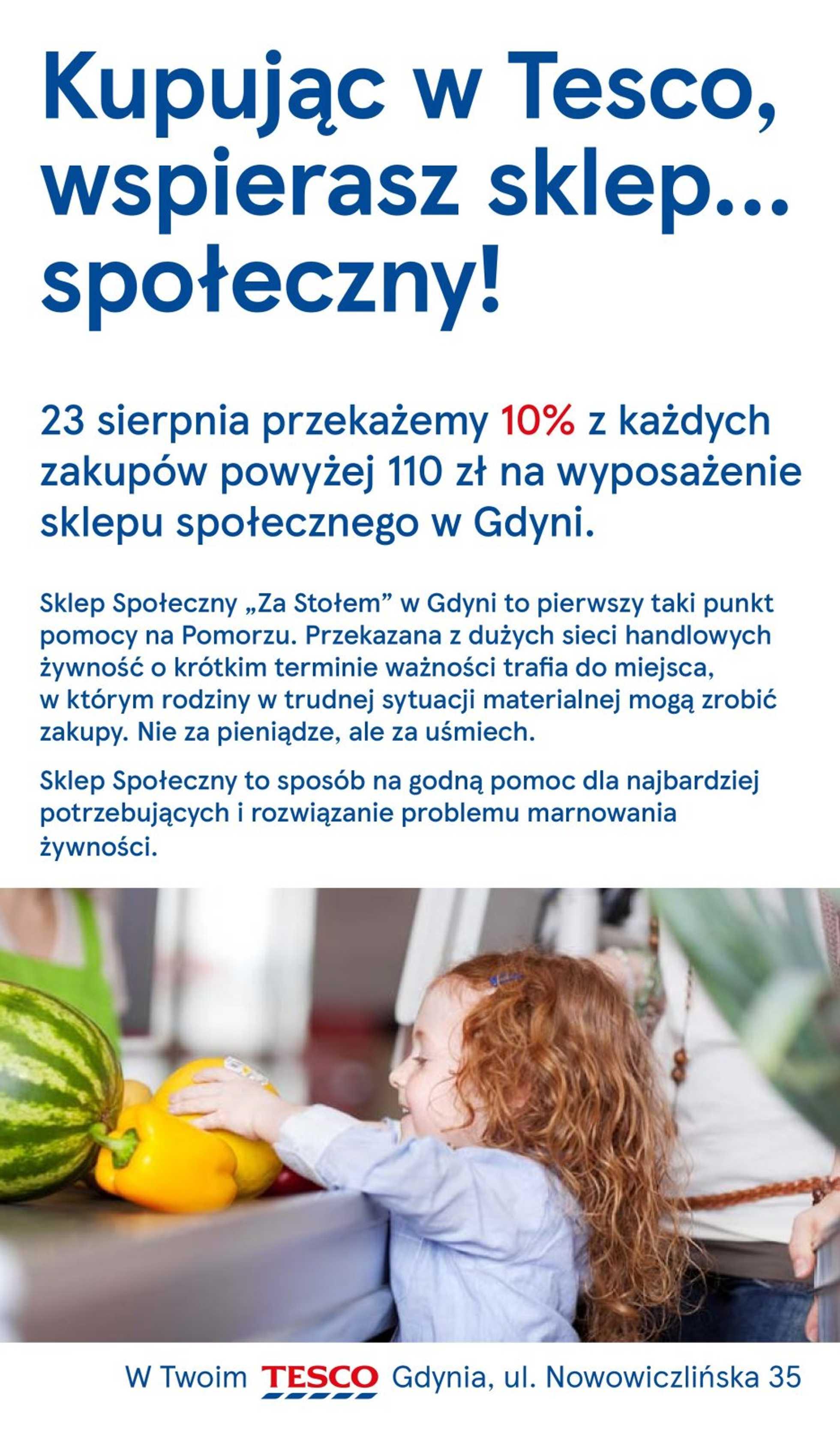 Tesco - gazetka promocyjna ważna od 23.08.2018 do 28.08.2018 - strona 4.