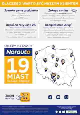 Norauto - gazetka promocyjna ważna od 01.06.2020 do 30.06.2020 - strona 6.