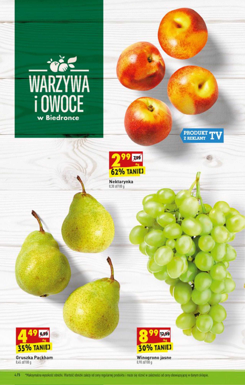 Biedronka - gazetka promocyjna ważna od 11.07.2019 do 17.07.2019 - strona 4.
