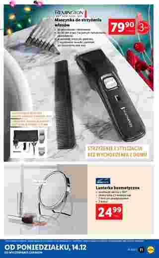 Lidl - gazetka promocyjna ważna od 14.12.2020 do 20.12.2020 - strona 11.