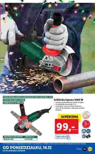 Lidl - gazetka promocyjna ważna od 14.12.2020 do 20.12.2020 - strona 13.