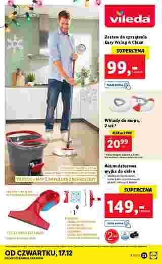 Lidl - gazetka promocyjna ważna od 14.12.2020 do 20.12.2020 - strona 23.