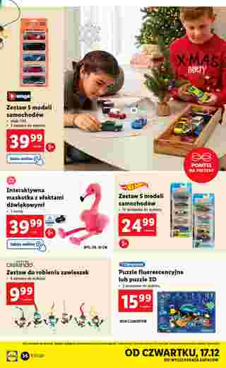 Lidl - gazetka promocyjna ważna od 14.12.2020 do 20.12.2020 - strona 36.