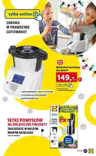 Lidl - gazetka promocyjna ważna od 14.12.2020 do 20.12.2020 - strona 47.