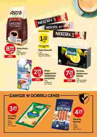 Żabka - gazetka promocyjna ważna od 24.04.2019 do 07.05.2019 - strona 15.