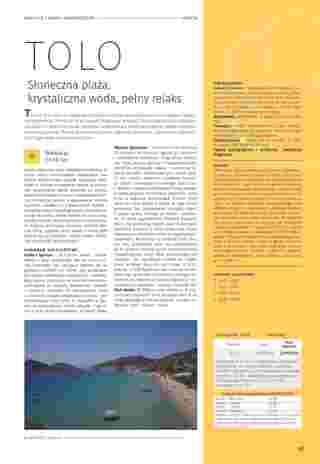 Almatur - gazetka promocyjna ważna od 02.04.2020 do 22.09.2020 - strona 185.