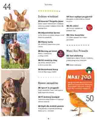 Maxi ZOO - gazetka promocyjna ważna od 23.09.2019 do 22.12.2019 - strona 5.