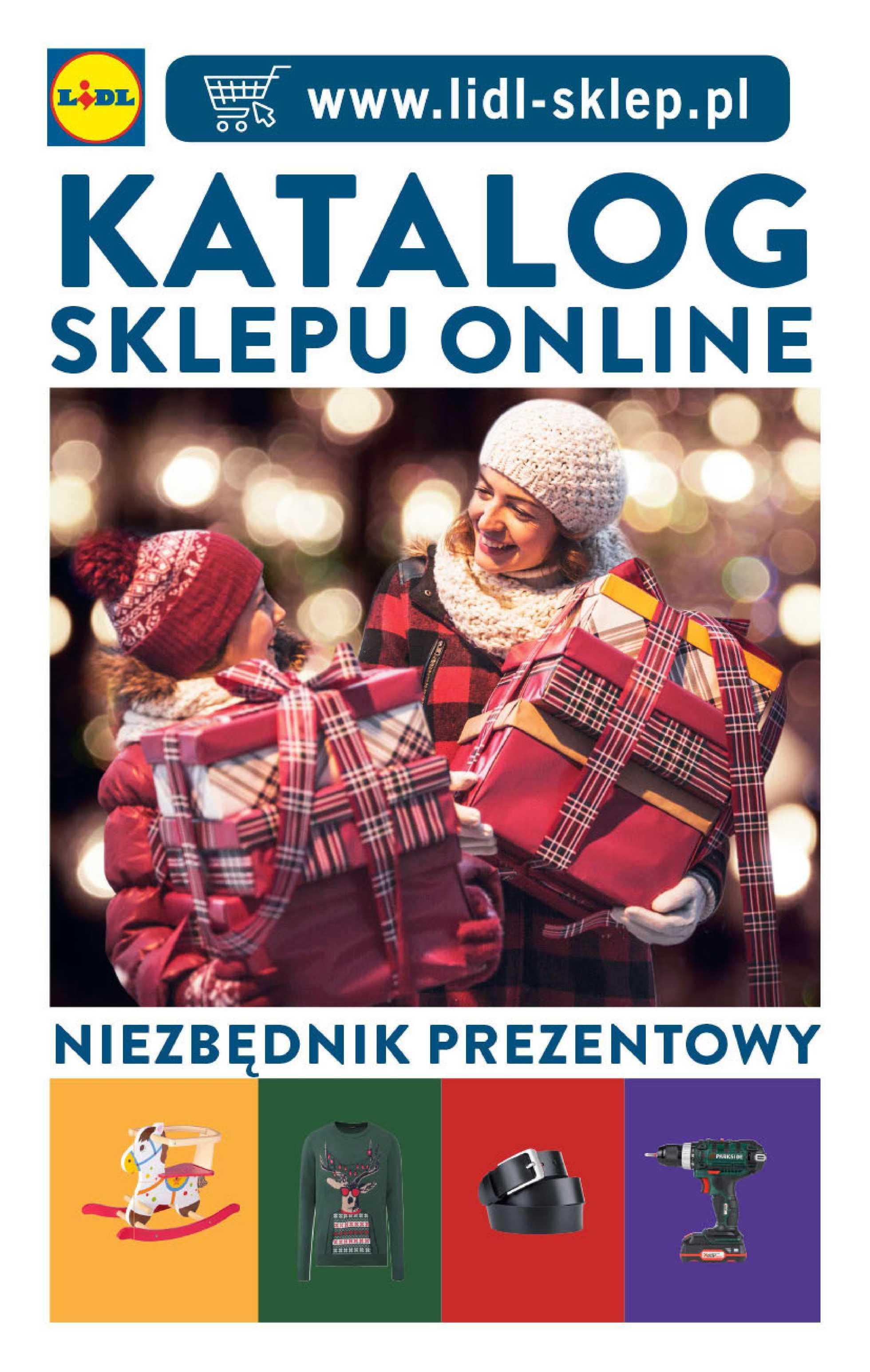 Lidl - gazetka promocyjna ważna od 14.10.2019 do 24.12.2019 - strona 1.
