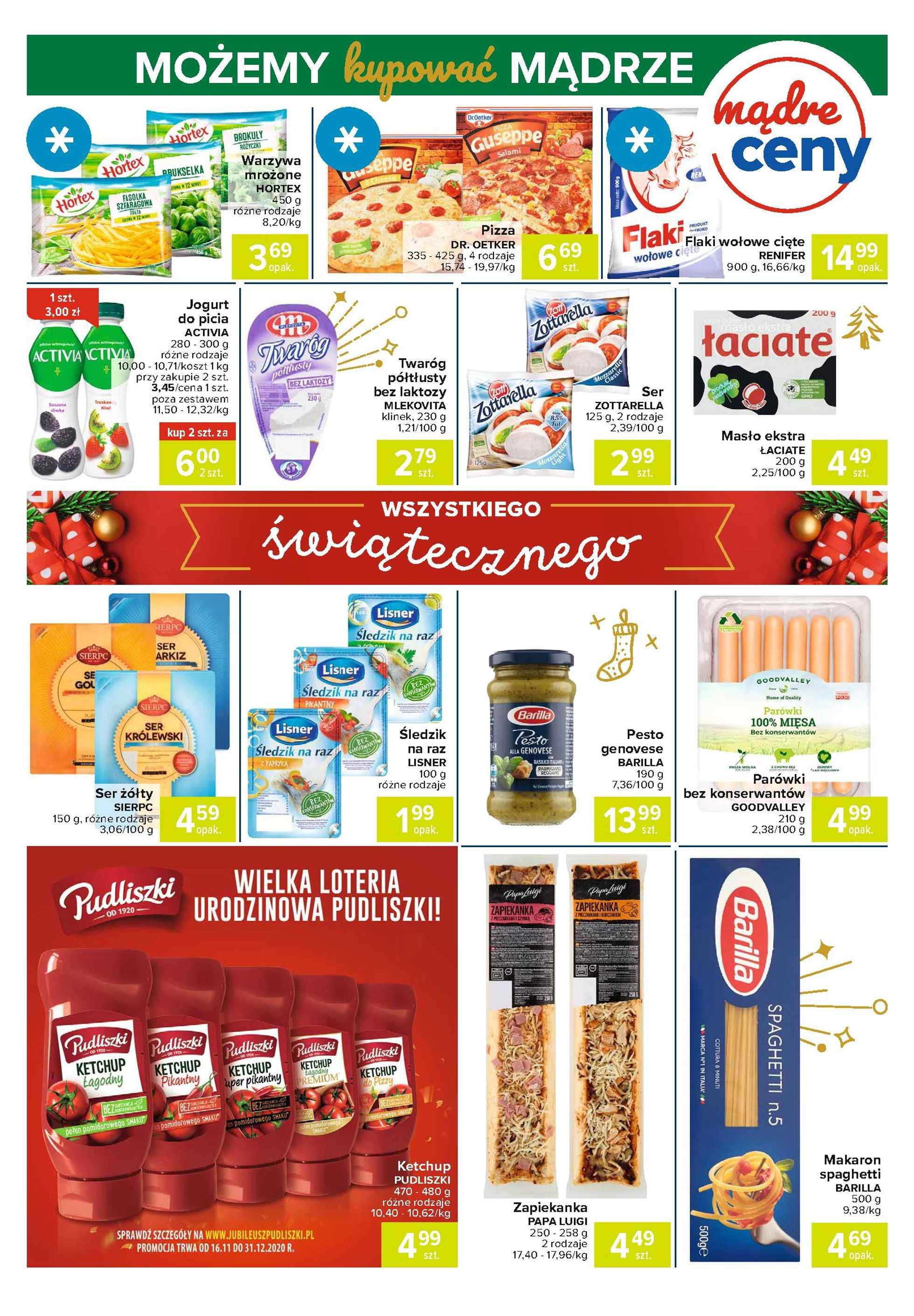 Carrefour Express - gazetka promocyjna ważna od 01.12.2020 do 07.12.2020 - strona 2.