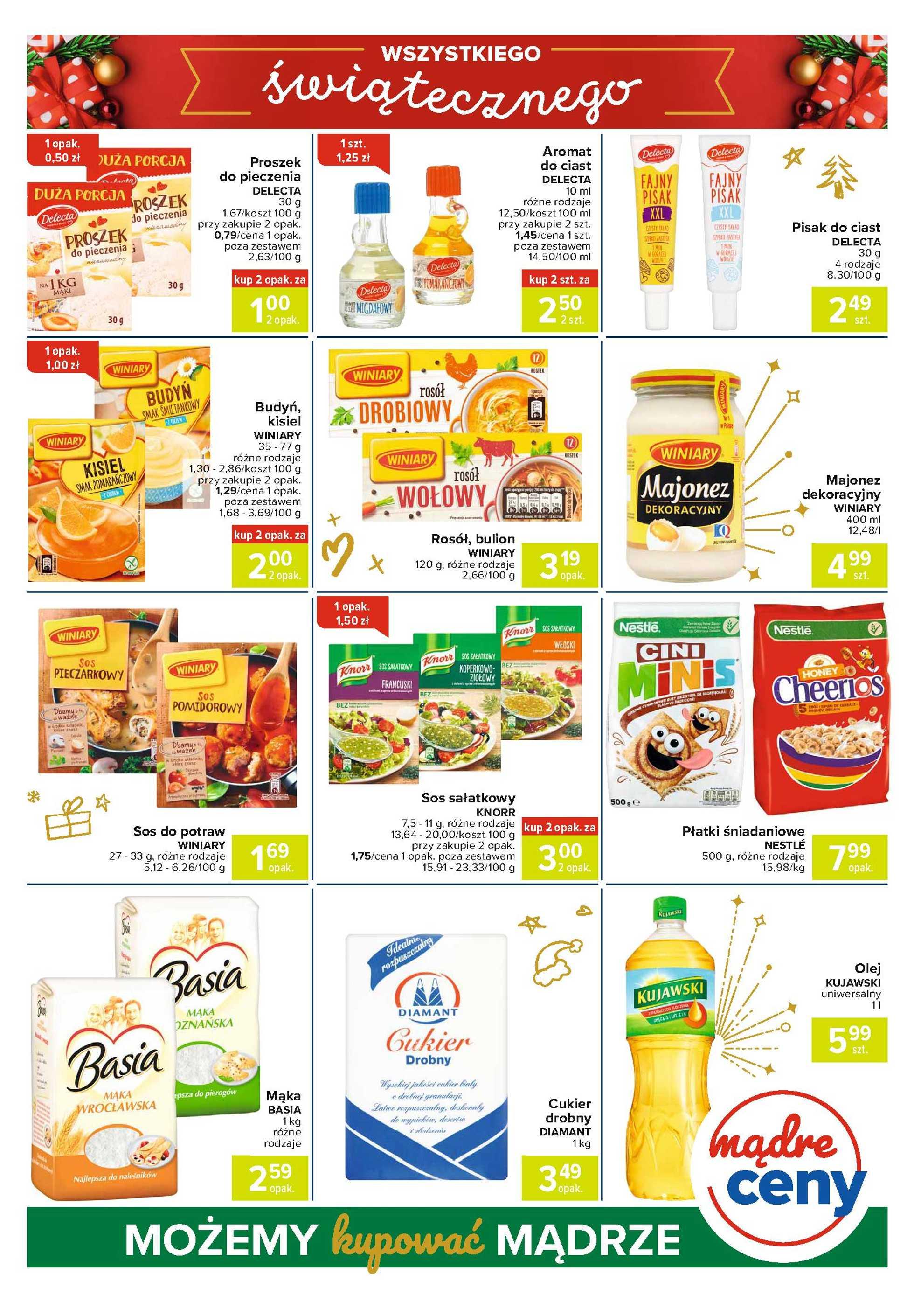 Carrefour Express - gazetka promocyjna ważna od 01.12.2020 do 07.12.2020 - strona 3.