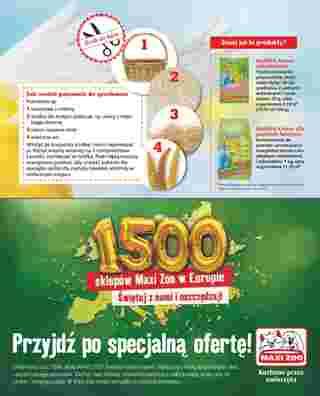 Maxi ZOO - gazetka promocyjna ważna od 01.10.2018 do 31.05.2019 - strona 31.