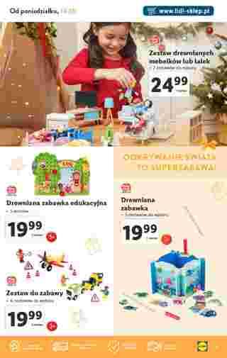 Lidl - gazetka promocyjna ważna od 14.10.2019 do 24.12.2019 - strona 9.