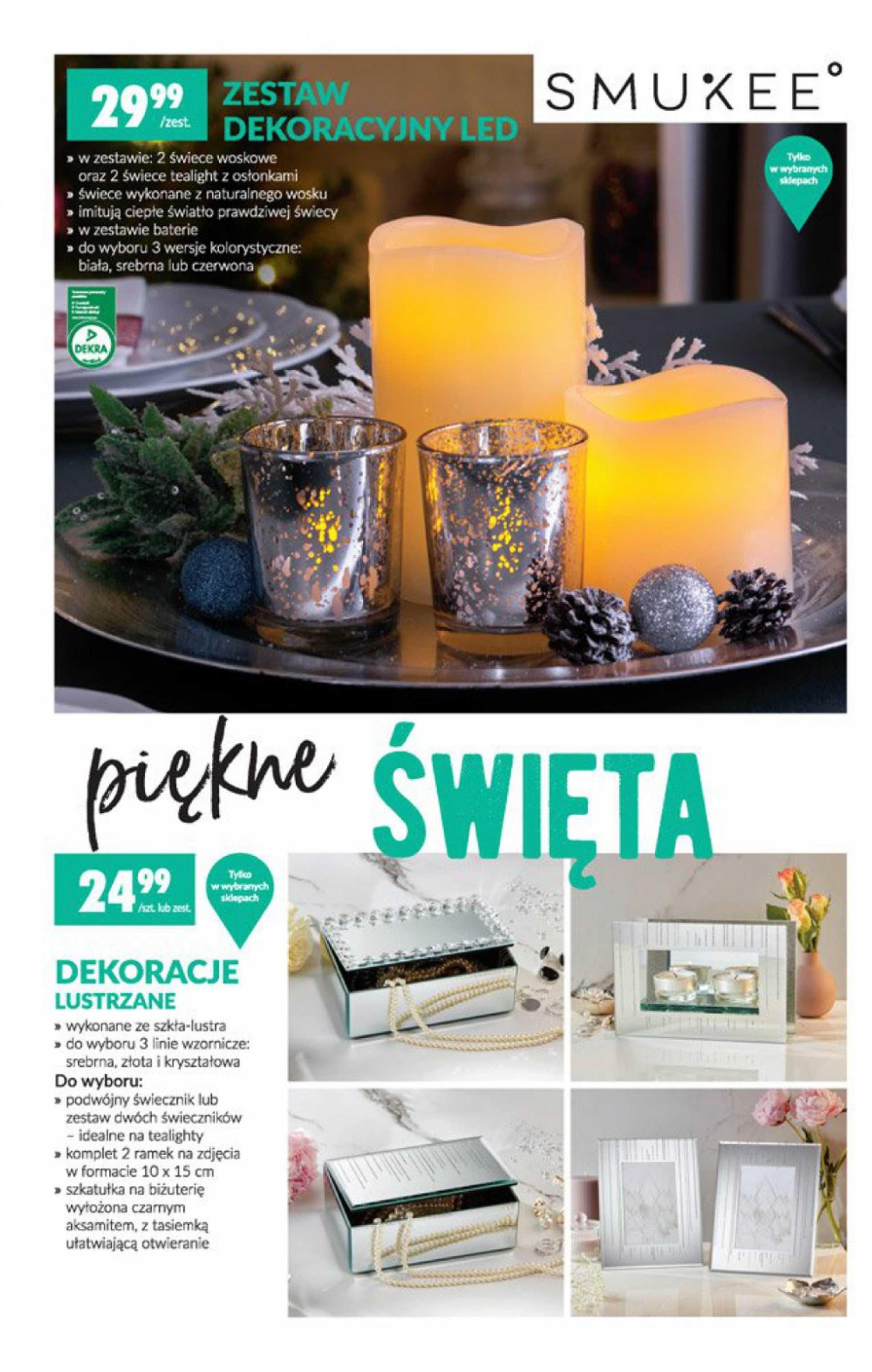 Biedronka - gazetka promocyjna ważna od 09.12.2019 do 22.12.2019 - strona 2.