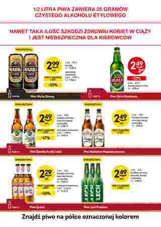 Żabka - gazetka promocyjna ważna od 24.04.2019 do 07.05.2019 - strona 7.