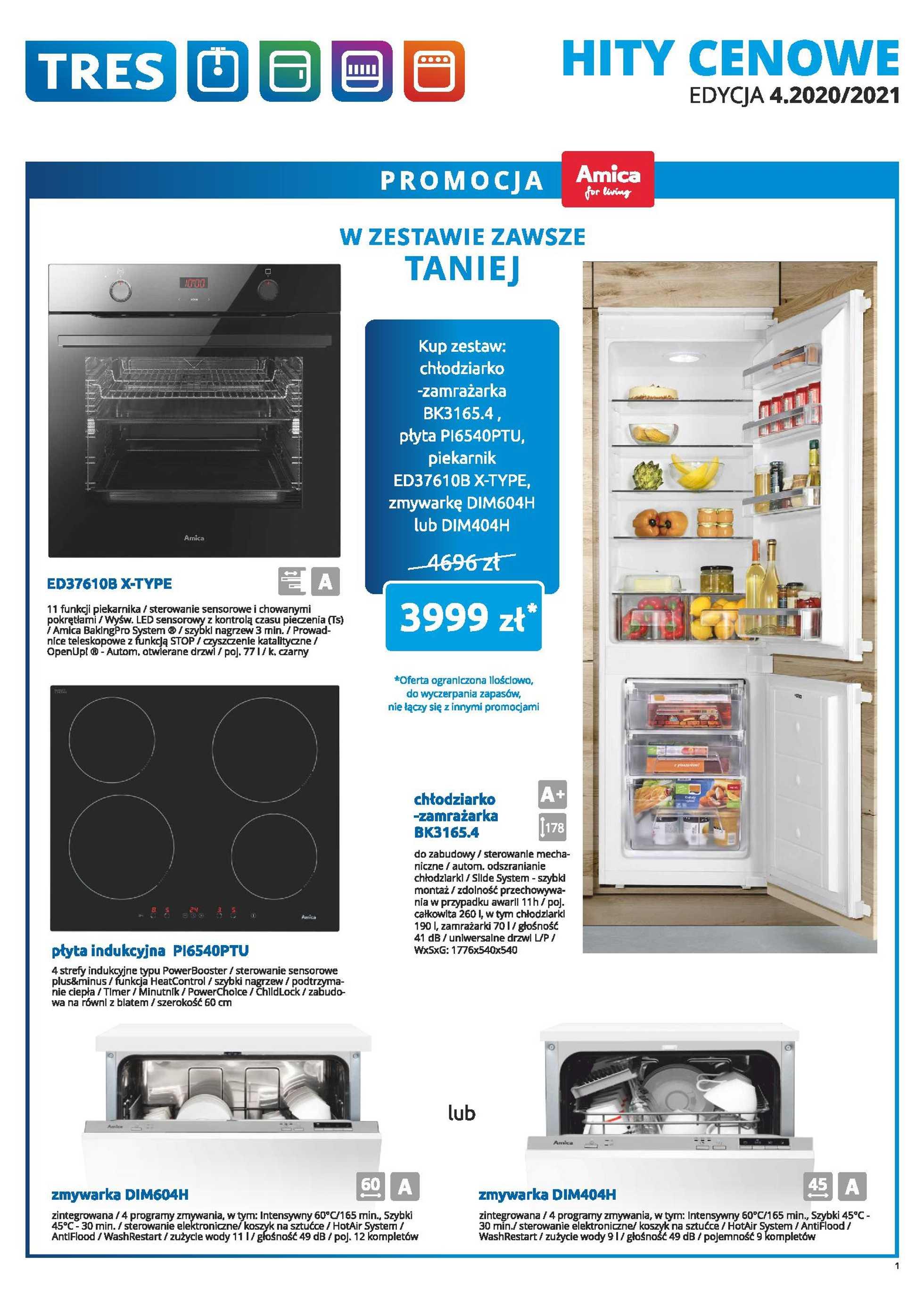 Tres - gazetka promocyjna ważna od 01.12.2020 do 28.02.2021 - strona 1.