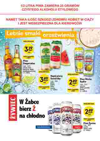 Żabka - gazetka promocyjna ważna od 03.07.2019 do 16.07.2019 - strona 19.