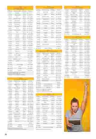 Almatur - gazetka promocyjna ważna od 02.04.2020 do 22.09.2020 - strona 240.