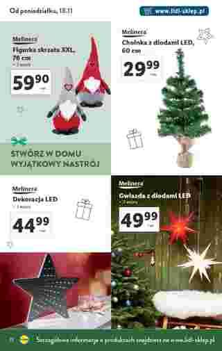 Lidl - gazetka promocyjna ważna od 14.10.2019 do 24.12.2019 - strona 22.