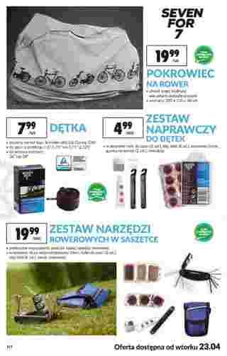 Biedronka - gazetka promocyjna ważna od 23.04.2019 do 08.05.2019 - strona 6.