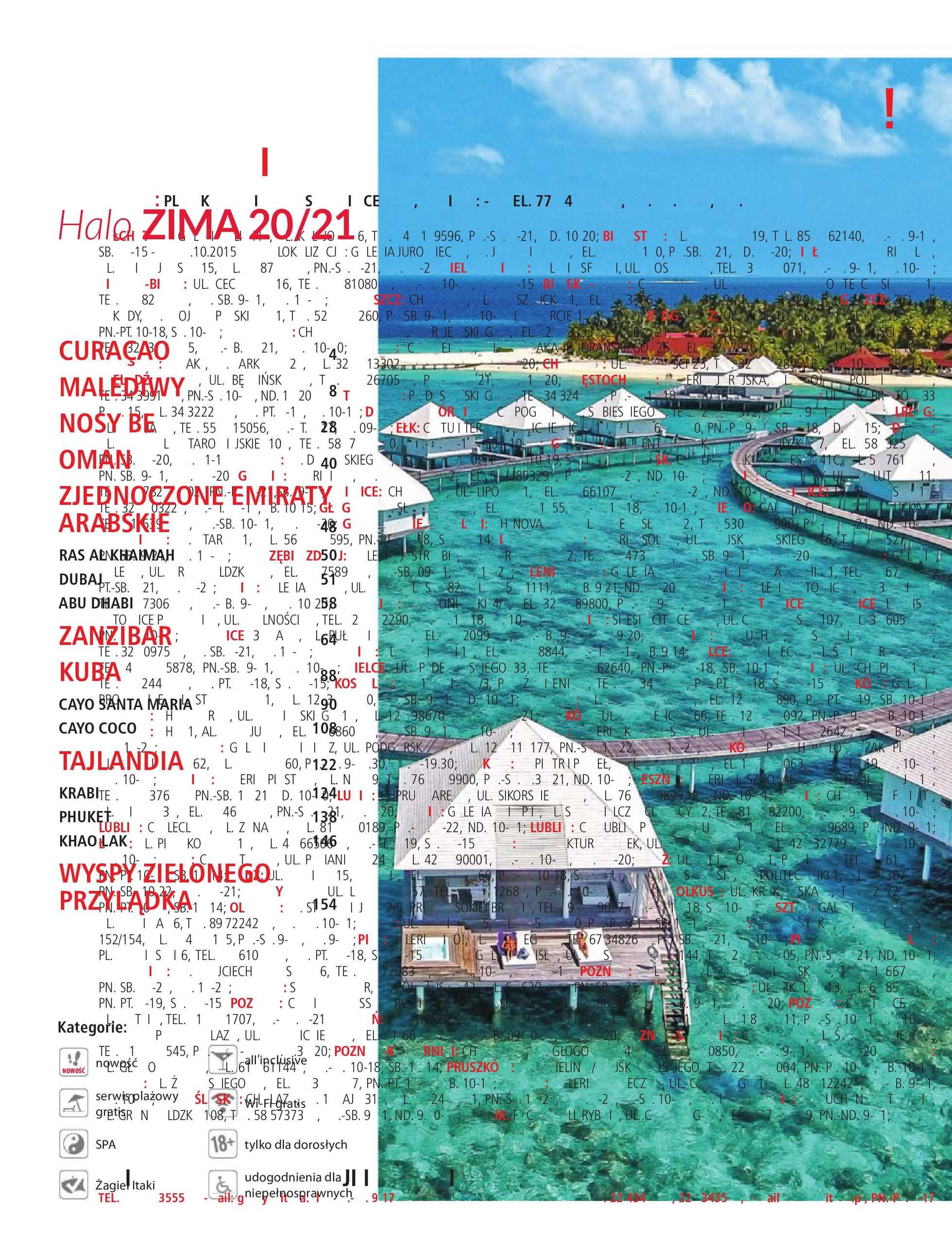 Itaka - gazetka promocyjna ważna od 02.04.2020 do 21.03.2021 - strona 2.